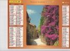 Calendrier Du Facteur 2003 ( Grimaud Var ) - Calendarios