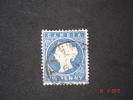 Gambia 1886 Q.Victoria 21/2d  SG27   Used - Gambia (...-1964)