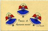 Illustrateur : A M Bossaert - ANGES En Prière - Angels
