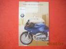 CLO  72  MOTO  B.M.W    EXPERIENCE 2003 - Motos