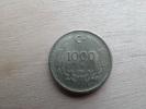 Turquie 1000 Lira 1991 Km997 - Turquie