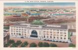 The Union Station, Winnipeg, Manitoba, Canada, 10-20s - Winnipeg
