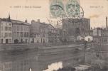 Dép. 79 - NIORT. - Quai De Cronstadt. Edité Par V. G. N° 16 Voyagée 1906 - Niort