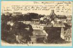 CPA 29 QUIMPERLE Vue Générale De La Haute Ville (précurseur 1902) - Quimperlé