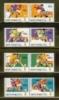 AITUTAKI 1981 MNH Stamp(s) World Cup Football 412-419 - Soccer