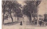 20437 Ruffec - Route Nationale (coté Paris) - Dubois éd Ruffec - France