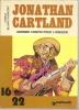 "Coll. 16/22 N° 57  - JONATHAN CARTLAND "" DERNIER CONVOI POUR L'OREGON ""  -  DARGAUD -  1981 - HARLE / BLANC-DUMONT - Jonathan Cartland"