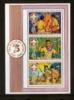 AITUTAKI 1983 MNH Block 41 Scouting - Scouting
