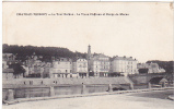 20440 CHATEAU THIERRY - La Tour Balhan Le Vieux Château Et Les Bords De La Marne - Ed Bouvigny - Chateau Thierry
