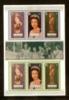 AITUTAKI 1978 MNH Block 23 Silver Coronation - Royalties, Royals