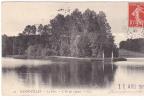 20444 RAMBOUILLET Cpa Parc Ile Aux Cygnes 42 LL - Rambouillet (Château)