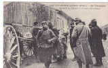 20450 Grande Guerre 1914 Champagne SOMME SUIPPE TROUPES DE PASSAGE -1188 Phot-express Chariot - Guerre 1914-18