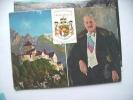 Liechtenstein With Franz Joseph II - Liechtenstein
