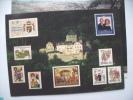 Liechtenstein With Postage Stamps - Liechtenstein
