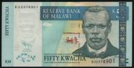 MALAWI - 50 KWACHA 30.06. 2011 UNC - P New - Malawi