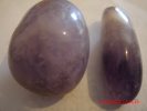 "BRAZILIAN AMETHYST(1"") & CHEVRON AMETHYST(9/8"") - Minerals"