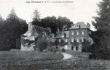 Cpa 35 - Paimpont - 2546 Le Château De Fourneau - Paimpont
