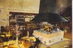 CPSM MONTLOUIS 66 Restaurant La Cave  Si Bandes Jaunes Dues Scan - Francia