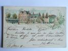 Exposition Internationale De BRUXELLES En 1897, Quartier Du Vieux BRUXELLES - Universal Exhibitions