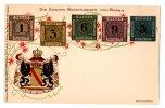 Timbres Poste Suisse : Baden - Ersten Briefmarken Der Schweiz - Suisse