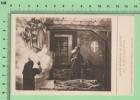 Sainte Elisabeth De Hongrie ( # 11 La Mort De Sainte Elisabeth) Religion  Cartolina Carte Postale Postcard - Saints