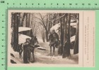 Sainte Elisabeth De Hongrie ( # 9  Rencontre De Son époux  ) Religion  Cartolina Carte Postale Postcard - Saints