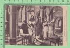 Jeunesse Sainte Elisabeth De Hongrie ( # 4  Lisant Des Livres Lithurgiques ) Religion  Cartolina Carte Postale Postcard - Saints