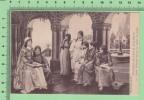 Jeunesse Ste Elisabeth De Hongrie ( # 11 Instruit Les Enfants Du Peuple )Religion  Carte Postale Postcard - Saints
