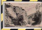 MALEMORT . - . GORGES DE LA NESQUE. CIRCULEE EN 1906 - France