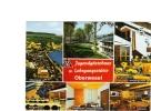 B56268 Oberwesel JUgendgastehaus Und Lehrgangsstatte Multiviews Not Used Perfect Shape Back Scan Available At Request - Oberwesel