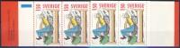 Sweden 1980. Complete Booklet. Michel MH 10x1127. MNH(**) - Cuadernillos/libretas
