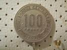 CHAD TCHAD - 100 Francs 1971 KM. 2 - THREE GAZELLE - Ciad