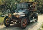 Panhard 19 Coupé Chauffeur 1914 - CPM - Voitures De Tourisme