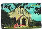 ANTIGUA  - C. & W (GPT)  - 1995  GILBERTS MEMORIAL METHODIST CODE 18CATC  - USATA° (USED) - RIF. 926 - Antigua And Barbuda