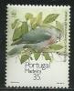 Portugal 1991 Madeira Proteção Da Natureza WWF Aves Birds Columba Trocaz Set Of 4 MNH - Columbiformes