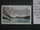 "CANADA  *  *    De  1985   ""    Parc  National  De  BANFF     N°  918 ""      1  Val . - 1952-.... Reign Of Elizabeth II"