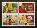 AITUTAKI 1983 MNH Stamp(s) Commonwealth Day Sg430-433 - Aitutaki