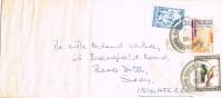 Carta Aerea SANTO DOMINGO (Republica Dominicana) 1964 - Dominican Republic