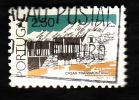 PORTUGAL  1987  -  Casas Transmontanas - Oblitéré - 1910-... Republik