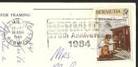 BERMUDA HAMILTON 375th Anniversary 1984 - Bermudes