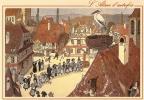CPM Repro HANSI Alsace D´autrefois - Hansi