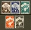 SURINAME 1935 Hinged Stamp(s) Mission  (5 Values) 171-175 - Surinam ... - 1975