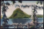 Lago Di Lugano - Monte S.salvatore - 476 - Viaggiata Mancante Di Affrancatura - Formato Piccolo - TI Ticino