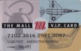 Carte The Mall V.I.P Card - Thaïlande