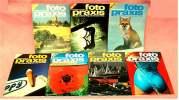 7 Zeitschriften FOTO PRAXIS Heft 58 Bis 64 , Der Kreative Weg Zum Besseren Foto , Von 1981- 1982 - Hobbies & Collections