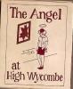 Allumettes/Bar/The Angel/High Wycombe/GB?/vers 1980?                     AL1