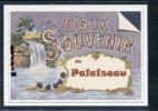 91 -PALAISEAU  . .   ..  Carte Souvenir ..... Dessin Fusain ..... Edition Luxe - Palaiseau