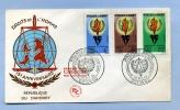 FDC   Enveloppe 1er Jour   DAHOMEY ( BENIN )  10/12/1963   Déclaration Universelle Des Droits De L'Homme - Bénin – Dahomey (1960-...)