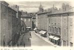 Ardèche- Privas - Place De L'Hôtel De Ville. - Privas