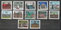 Allemagne - République Fédérale - 1964/65 - Y&T 288/91D - Michel 416/27 - Neuf ** - Neufs